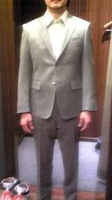 クサカ様スーツ