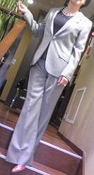 M.Mさんのモテスーツです
